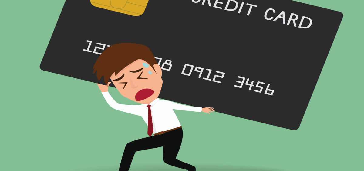 how can i pay off the credit card debt i racked up over